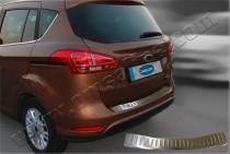 Защитная накладка заднего бампера Форд В-Мах