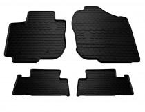Резиновые коврики Тойота Рав 4 3 (коврики в салон Toyota Rav4 3)