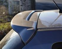 Накладка спойлер на заднюю дверь авто Kia Ceed