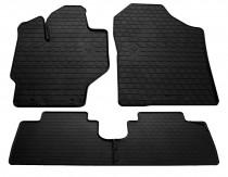 Резиновые коврики Toyota Yaris 3 (коврики в салон Тойота Ярис 3)