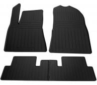 Резиновые коврики Tesla Model 3 комплект 4шт