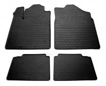 Резиновые коврики Toyota Avalon 3 премиум дизайн