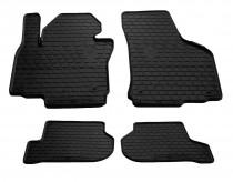 Резиновые коврики Фольксваген Гольф 5 (коврики в салон Volkswagen Golf 5)