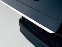 Хромированная кромка багажника Форд Галакси
