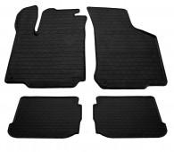 Резиновые коврики на Фольксваген Гольф 4 (грязезащитные коврики VW Golf 4)