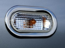 Omsa Line Хром на повторители поворотов Форд Фокус 2