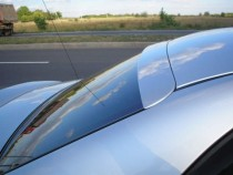 Спойлер на стекло Киа Церато 1 (спойлер на заднее стекло Kia Cerato 1)