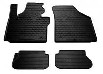 Резиновые коврики Фольксваген Кадди (коврики в салон Volkswagen Caddy)