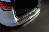 Накладка на задний бампер Форд Куга 2
