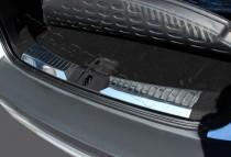 Хромированная накладка на порог багажника Форд Куга 2