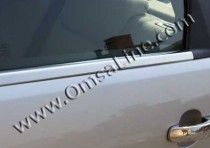 Хромированные молдинги стекол Форд Мондео 3