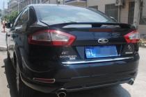 Omsa Line Хромированная кромка багажника Форд Мондео 4