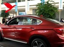 Купить модельные рейлинги на Bmw X6 F16 Киев