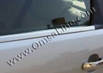 Хромированные молдинги стекол Форд Мондео 5