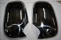Хром накладки на зеркала Форд Транзит 4