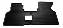 Резиновые коврики Фольксваген Транспортер Т4 (коврики в салон VW Transporter T4)