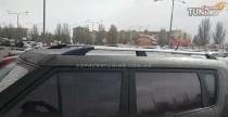 Рейлинги на крышу Киа Соул 2