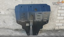 Защита двигателя Toyota RAV4 4 гибрид