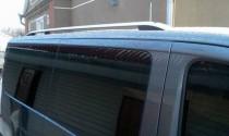 Серые рейлинги Crown на Citroen Jumpy 2