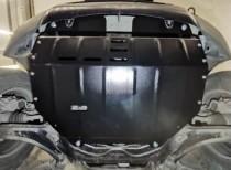 Защита двигателя Ленд Ровер Фрилендер 1