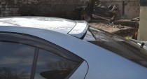 Тюнинг спойлер на стекло Skoda Octavia A7 (задний спойлер-бленда
