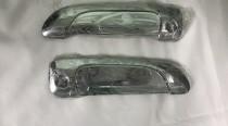 Хром накладки на ручки Хонда Цивик 7 седан