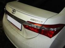 Оригинальный спойлер на Тойоту Короллу 10 (купить спойлер Toyota