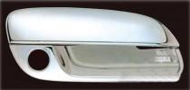 Хром накладки на ручки Хендай Элантра 3 ХД