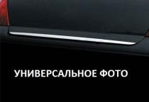 Хромированная кромка багажника Хендай Соната 5 НФ