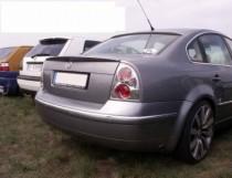 Спойлер на стекло Фольксваген Пассат Б5 (спойлер на заднее стекло Volkswagen Passat B5)