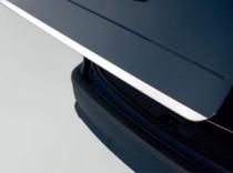 Хромированная кромка багажника Джип Либерти КК