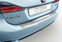 Накладка на задний бампер Lexus CT 200h