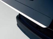 Хромированная кромка багажника Мерседес Вито 638
