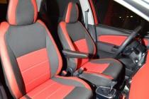 Чехлы Тойота Ярис 3 (авточехлы на сиденья Toyota Yaris 3)