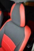 Чехлы в салон Тойота Ярис (авточехлы на сиденья Toyota Yaris)