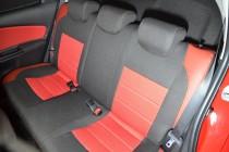 Чехлы Тойота Ярис в магазине expresstuning (авточехлы на сиденья
