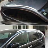 Продольные рейлинги для Honda CR-V 4 вариант 2