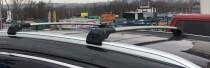 Перемычки на встроенные рейлинги модели Honda CRV 4