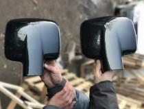 Карбоновые накладки на зеркала Mercedes Vito W638