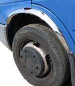 Хром накладки на арки Мерседес Спринтер 901