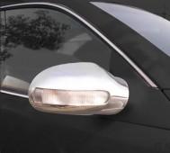 Хром накладки на зеркала Mercedes A-Class W168