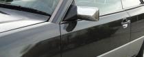 Хром накладки на зеркала Мерседес W124