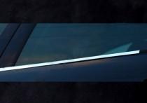 Хром молдинги стекол Мерседес W124
