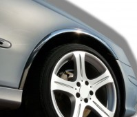 Хром накладки на арки Mercedes W211