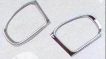Omsa Line Хром окантовка на зеркала Mercedes W220