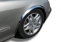 Omsa Line Хром накладки на арки Mercedes W220