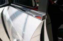 Хромированные молдинги стекол Mercedes GL-class X164