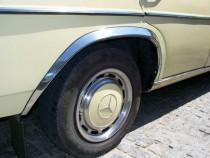 Хром накладки на арки Mercedes W123