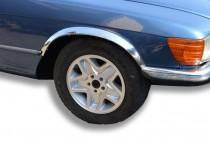 Omsa Line Хром накладки на арки Mercedes SLC C107