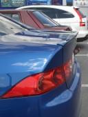 Купить спойлер сабля на Хонда Аккорд 7
